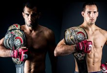 Fight week voor Gegard Mousasi !!