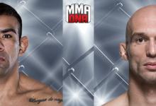 Michel Prazeres vs. Bartosz Fabinski toegevoegd aan UFC Buenos Aires