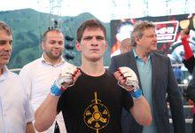 M-1 Global Bantamweight Kampioen Movsar Evloev tekent UFC contract