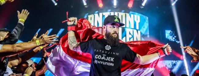 Anthony Engelen start nieuw ONE 6-fight contract tijdens Heart of the Lion