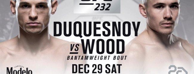 Twee vechters zonder tegenstanders in de Bantamweight divisie