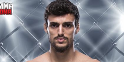 Ricardo Ramos geblesseerd, Ricky Simón zonder tegenstander tijdens UFC Denver
