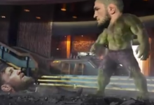 Khabib Nurmagomedov vs. Conor McGregor meme collectie
