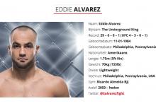 Eddie Alvarez verlaat UFC en tekent bij ONE: Championship