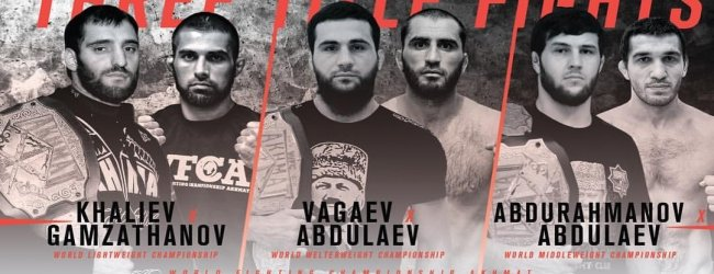 Uitslagen : WFCA 53 : Grozny