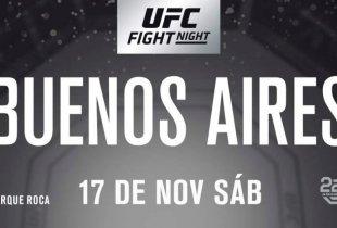 UFC debuut voor Argentijn Laureano Staropoli tegen Hector Aldana in Buenos Aires