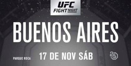 Ian Heinisch pakt short notice gevecht tegen Cezar Ferreira tijdens UFC Buenos Aires
