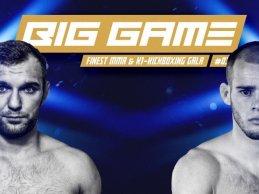 Dimitar Kostov vs. Daan Duijs tijdens Big Game evenement in Bochum