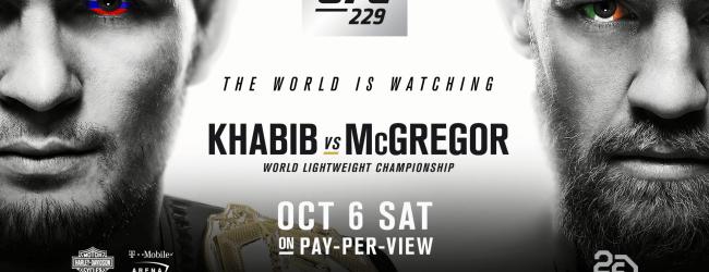 Zowel Khabib Nurmagomedov als Conor McGregor kunnen aanklacht van de NSAC verwachten