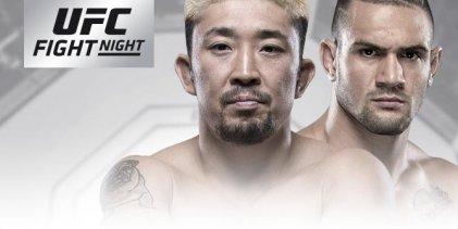 Mizuto Hirota vs. Christos Giagos toegevoegd aan UFC Adelaide