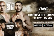 Uitslagen : ONE Championship 84 : Conquest of Champions