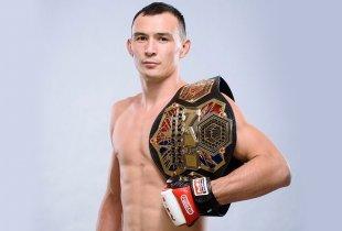 M-1 Global Lightweight Kampioen Damir Ismagulov tekent bij de UFC