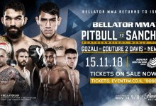 Uitslagen : Bellator 209 : Pitbull vs. Sanchez