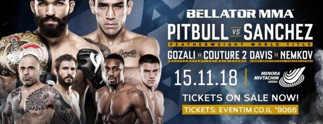 Uitslagen : Bellator 209 : Pitbull vs. Sanchez