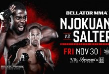 Uitslagen : Bellator 210 : Njokuani vs. Salter