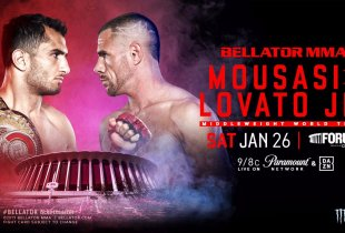 Gegard Mousasi verdedigt Middleweight titel tegen Rafael Lovato Jr in LA