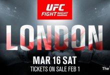 Molly McCann vs. Priscila Cachoeira eerste gevecht voor UFC Londen