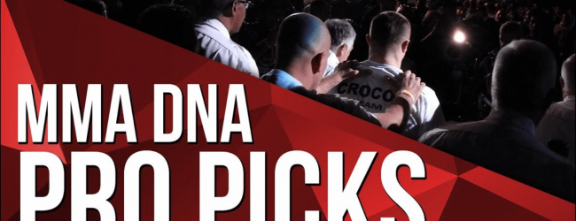 MMA DNA Pro Picks : UFC 232 : Jones vs. Gustafsson 2