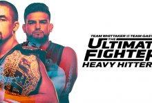 The Ultimate Fighter 28 Finale bij de Heavyweights is bekend