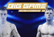 Sonny Gallmann vs. Tonny van Dijk tijdens Big Game Finest MMA evenement