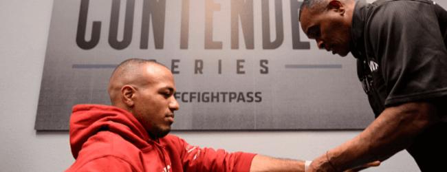 Mark de la Rosa zonder tegenstander voor UFC Denver na blessure Jordan Espinosa