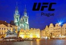 UFC in Februari 2019 naar Praag