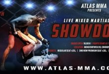 Uitslagen : Atlas MMA 4 : Showdown
