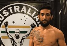 Debutanten Suman Mokhtarian en Sodiq Yusuff treffen elkaar tijdens UFC Adelaide