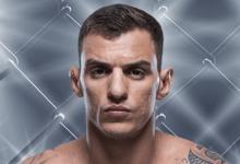 Geen vervangende tegenstander voor Renato Moicano tijdens UFC 231 in Toronto