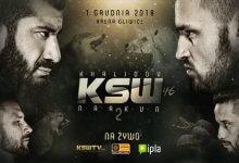 Uitslagen : KSW 46 : Khalidov vs. Narkun 2