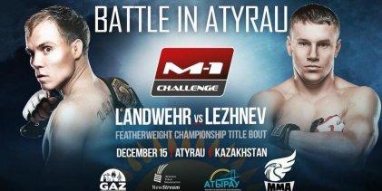 Uitslagen : M-1 Challenge 100 : Landwehr vs. Lezhnev