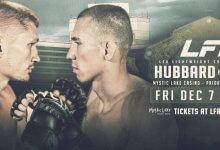 Uitslagen : LFA 56 : Hubbard vs. Mota