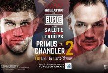 Uitslagen : Bellator 212 : Primus vs. Chandler 2