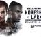Andrey Koreshkov vs. Lorenz Larkin tijdens Bellator Temecula in Maart 2019
