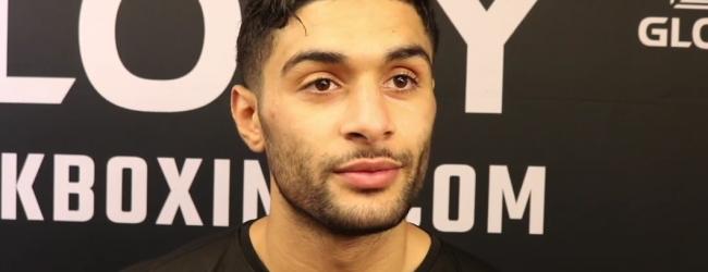 Glory 62 interview: Mohammed 'Hamicha' Mezouari schopt Simson KO
