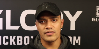 Glory 62 interview: Junior Tafa over zijn verlies van Ben Saddik