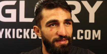 """Glory 62 interview met Marat Grigorian """"Ik heb gewonnen en had niks anders verwacht"""""""