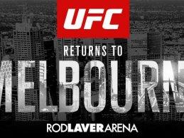 Lando Vannata treft UFC debutant Marcos Mariano tijdens UFC 234 in Melbourne
