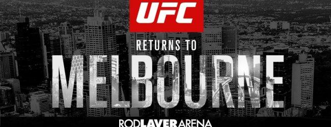 BJJ wizard Rani Yahya treft Ricky Simón tijdens UFC 234 in Melbourne
