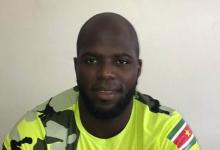 Surinamer Jairzinho Rozenstruik treft Junior Albini tijdens UFC Fortaleza