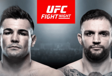 "Jack Marshman treft John Phillips in ""Battle of Wales"" tijdens UFC Londen"
