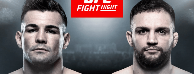 """Jack Marshman treft John Phillips in """"Battle of Wales"""" tijdens UFC Londen"""
