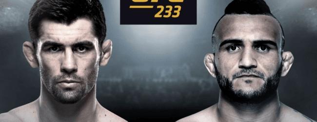 Dominick Cruz maakt na twee jaar absentie opwachting tegen John Lineker tijdens UFC 233