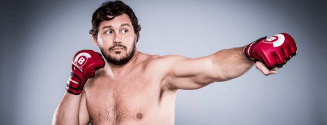 Matt Mitrione treft Sergei Kharitonov in nog onbekend Bellator MMA evenement in Februari