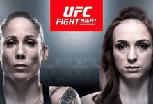 Lucie Pudilova krijgt gevecht in eigen land tegen Liz Carmouche tijdens UFC Praag