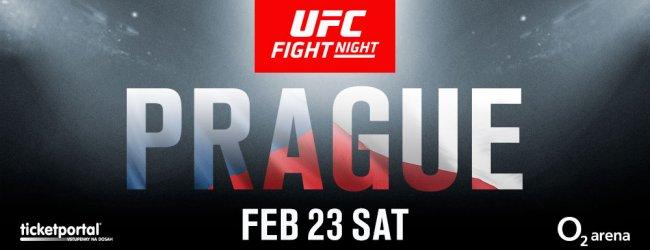 Flyweightclash tussen Gillian Robertson en Veronica Macedo tijdens UFC Praag