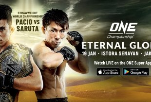 Uitslagen : ONE Championship 86 : Eternal Glory