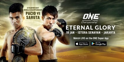 Uitslagen : ONE Championship 86 : Eternal Glory