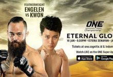 ONE Championship livestream voor Anthony Engelen vs. Won Il Kwon