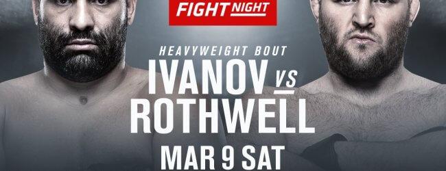 Drie nieuwe gevechten toegevoegd aan UFC Wichita in Maart 2019